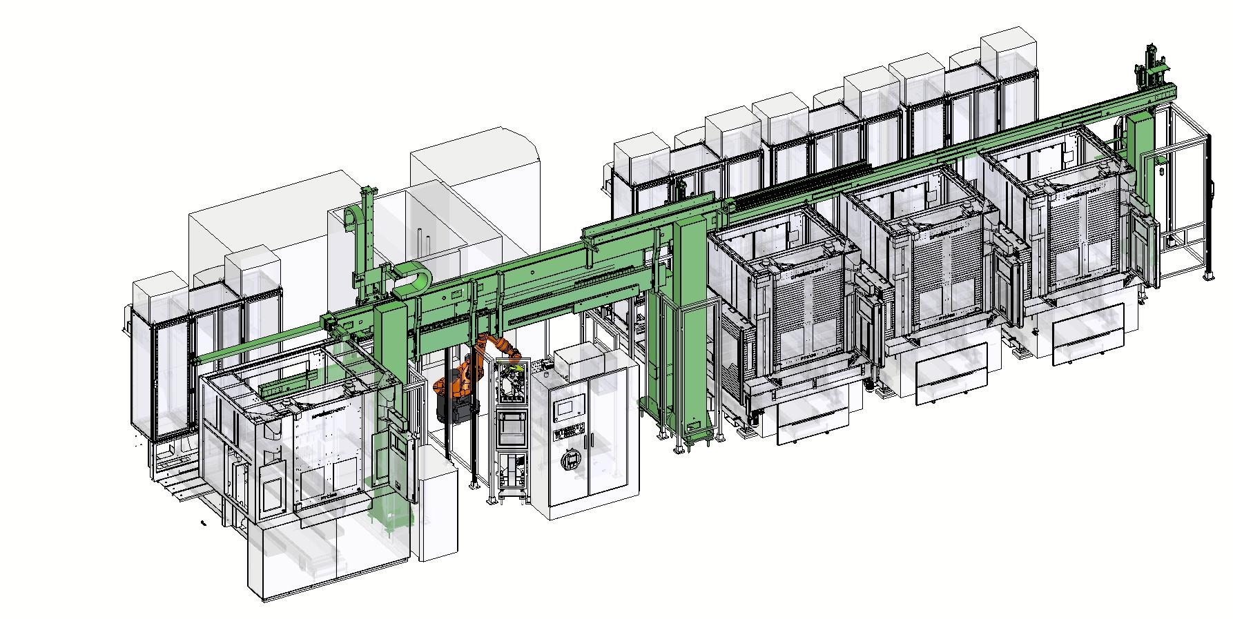 Flexible Fertigungssysteme